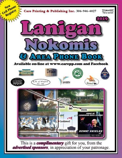 Care Printing | Lanigan Phone Book