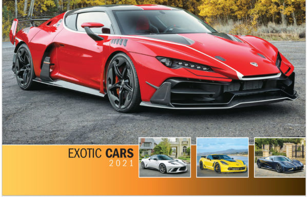 Exotic Cars (Spanish-English)